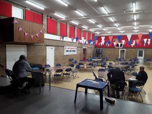 Village Hall - Quiz Layout